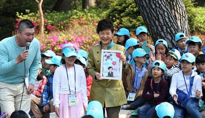 어린이들이 꿈과 끼를 마음껏 펼치는 나라, '대한민국'