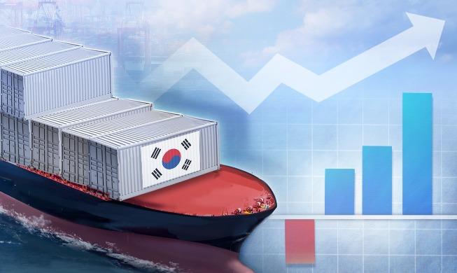 올해 299일 만에 무역액 1조 달러 돌파···역대 최단기간